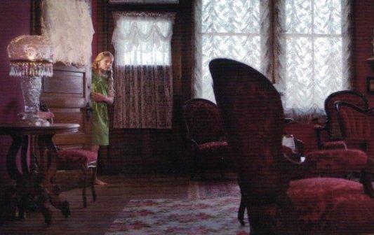 Detalle de la cubierta de Música Nocturna.