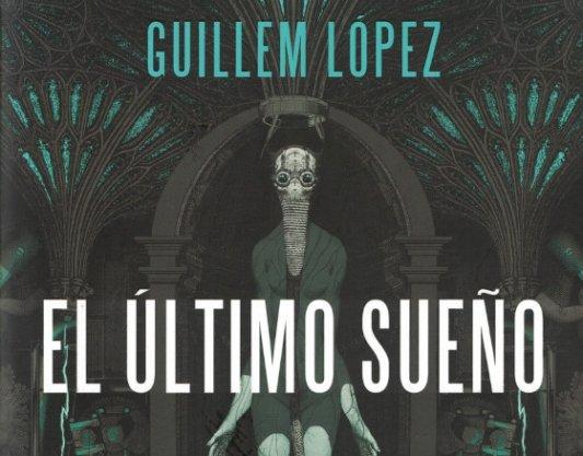 Detalle de la cubierta de El último sueño.