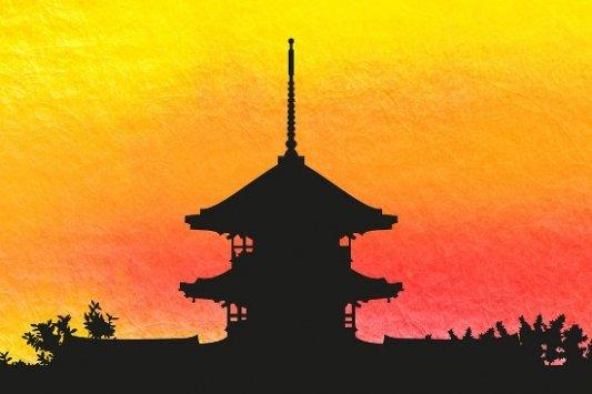 Pagoda china.