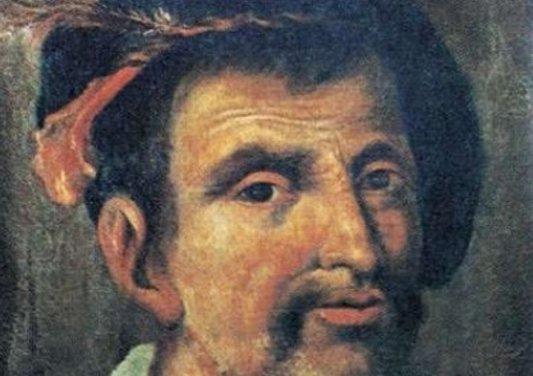 Retrato de Hernando Colón.
