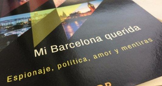 Portada de Mi Barcelona querida de EJ Lopson