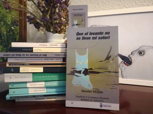Libro de la autora Montse Millán