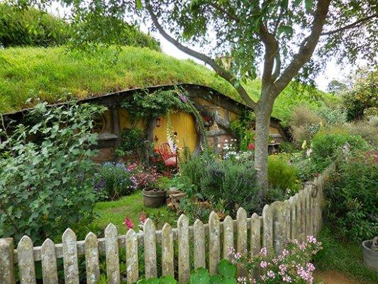 Hobbinton, ubicación de El señor de los anillos