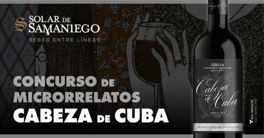 Cartel promocional del concurso Cabeza de Cuba
