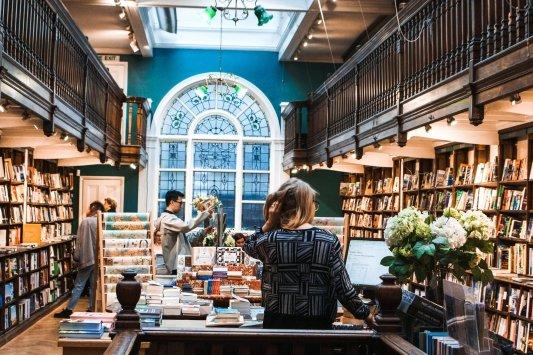 Una librería clásica