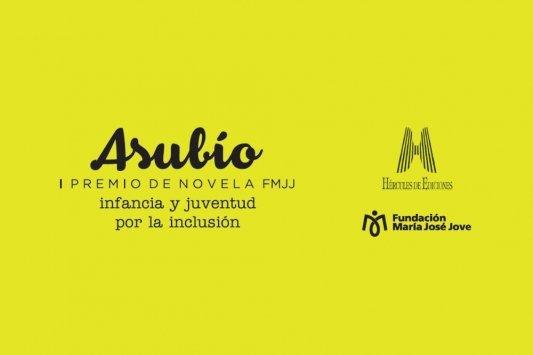 Banner del Premio ASUBÍO