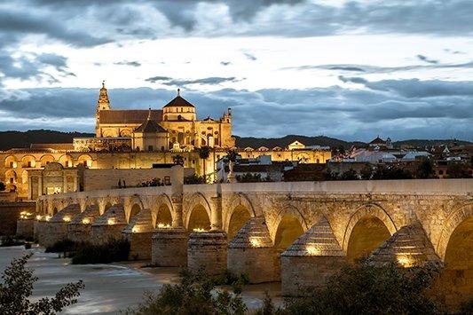Córdoba desde el puente