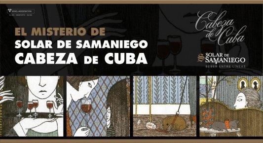 Banner concurso de microrrelatos Cabeza de Cuba