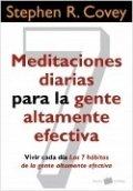 7 meditaciones diarias para la gente altamente efectiva