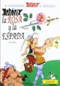 Astérix, la rosa y la espada