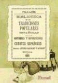 Biblioteca de las tradiciones populares andaluzas I