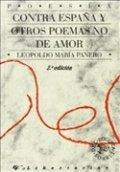 Contra España y otros poemas no de amor