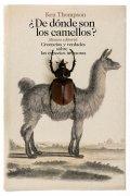 ¿De dónde son los camellos?