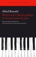 De la A a la Z de un pianista