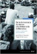 De la democracia de masas a la democracia deliberativa