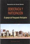 Democracia y participación. El ejemplo del presupuesto participativo