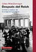 Después del Reich: Crimen y castigo en la posguerra alemana