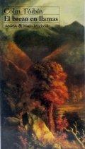 El brezo en llamas