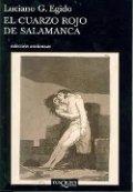 El cuarzo rojo de Salamanca