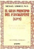 El gran principio del management