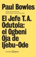 El jefe T.A. Odutola. Ogbeni Oja de Ijebu-Ode