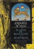 El león de Boaz-Jachin y Jachin-Boaz