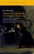 El manuscrito encontrado en Zaragoza