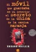 El móvil que guardaba en su interior el secreto de la chica de camisa naranja