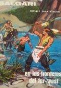 En las fronteras del Far-West; La cazadora de cabelleras