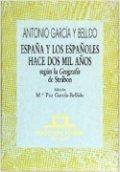 España y los españoles hace dos mil años
