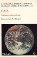 Gaia. Implicaciones de la nueva biología