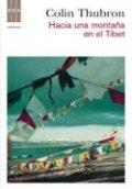 Hacia una montaña en el Tíbet