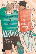 Heartstopper. Mi persona favorita