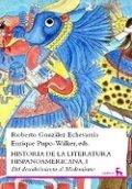 Historia de la literatura hispanoamericana. Volumen I