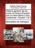 Historia de las Indias de Nueva España