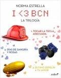 I love BCN (Pack)