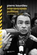 Intervenciones políticas: un sociólogo en la barricada