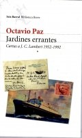 Jardines errantes: cartas 1952-1992