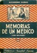 Joseph Balsamo. Memorias de un médico