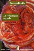 La conjuración sagrada:Ensayos 1929-1939