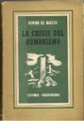 La crisis del humanismo