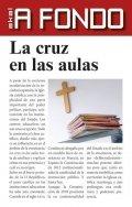 La cruz en las aulas