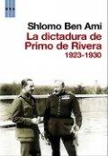 La dictadura de Primo de Rivera. 1923-1930