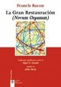 La Gran Restauración (Novum Organum)