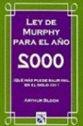 La ley de Murphy para el año 2000