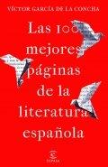 Las 100 mejores páginas de la literatura española