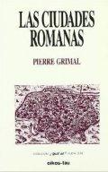 Las ciudades romanas