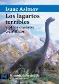 Los lagartos terribles y otros ensayos científicos