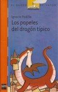 Los papeles del dragón típico
