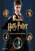 Los tres tesoros de Harry Potter: Fotografías y recuerdos de un mundo mágico